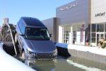 The Above & Beyond Tour Jaguar 2018 и Land Rover в Волгограде 07