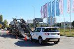 The Above & Beyond Tour Jaguar 2018 и Land Rover в Волгограде 25