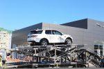 The Above & Beyond Tour Jaguar 2018 и Land Rover в Волгограде 28