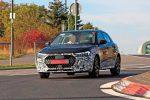 Новый Audi A1 Allroad 2020 07