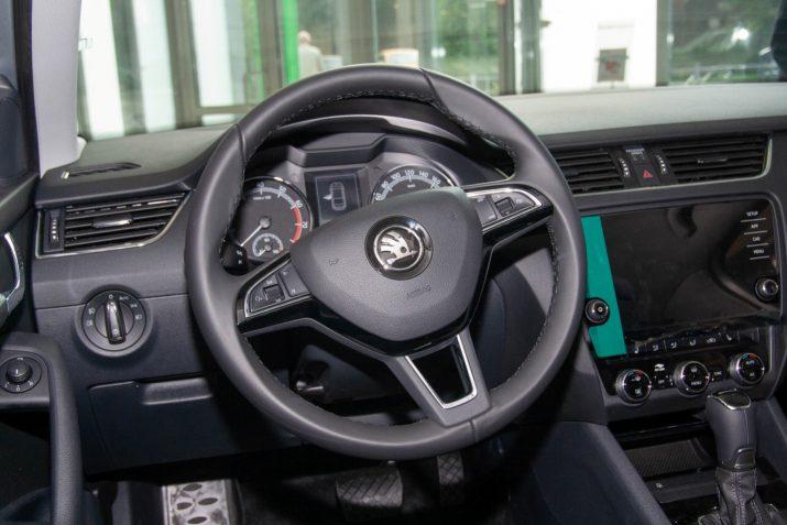 ŠKODA OCTAVIA: комфорт и забота о водителе и пассажирах