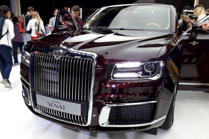 Вседорожный автомобиль изпроекта «Кортеж» встанет наконвейер вконце 2020-ого