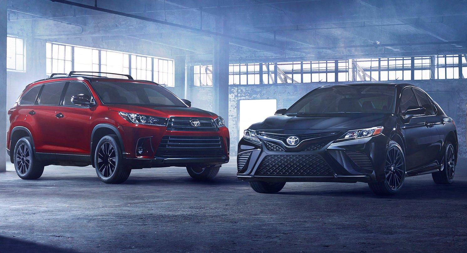 В Лос-Анджелесе представят спецверсии Toyota Camry и Toyota Highlander