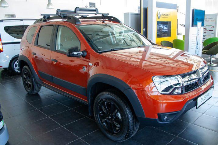 Renault Duster подорожает в 2019