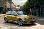 Volkswagen показал эскиз нового хэтчбека Golf