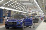 FCA временно уволит 3 245 рабочих в Италии из-за падения продаж Maserati Levante