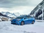 Полноприводный Toyota Prius стоит в США от $27 300