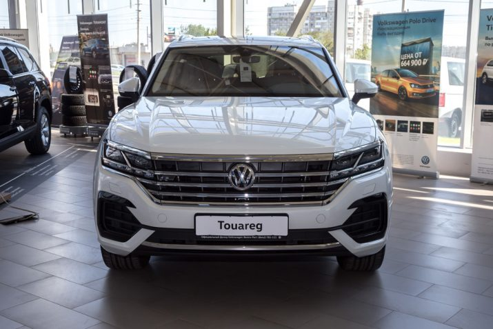 Фольксваген Туарег и другие авто, которые выгодно покупать в Волгограде в 2018 году