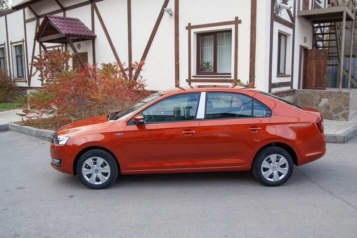 ŠKODA RAPID в Волга-Раст – лучшее авто для поездок по городу и на дачу в России