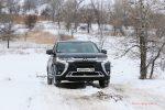 Зимний сравнительный тест-драйв кроссоверов от компании Арконт 28