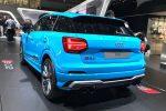 Audi продолжает раскрывать подробности о новом SQ2