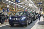Названы сроки открытия завода Mercedes в России