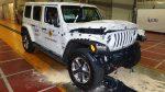 Новый Jeep Wrangel провалил краш-тест