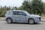 Электрический Mercedes EQB основан на новом внедорожнике GLB
