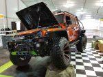 Hellcat оснастил Jeep Wrangler 6 × 6 2019 04