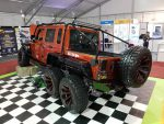 Hellcat оснастил Jeep Wrangler 6 × 6 2019 10