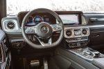 Дизельный Mercedes G400d 2020 06