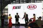 Открытие нового автоцентра KIA от компании Агат 2019 11