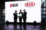 Открытие нового автоцентра KIA от компании Агат 2019 13