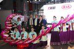 Открытие нового автоцентра KIA от компании Агат 2019 18