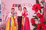 Открытие нового автоцентра KIA от компании Агат 2019 22