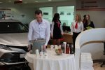 Презентация новой Toyota Corolla 2019 в Волгограде 02