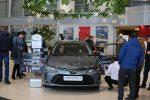 Презентация новой Toyota Corolla 2019 в Волгограде 07
