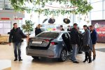 Презентация новой Toyota Corolla 2019 в Волгограде 11