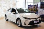 Презентация новой Toyota Corolla 2019 в Волгограде 12