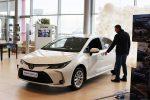 Презентация новой Toyota Corolla 2019 в Волгограде 13