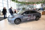 Презентация новой Toyota Corolla 2019 в Волгограде 23