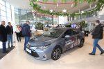Презентация новой Toyota Corolla 2019 в Волгограде 24