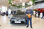 Презентация новой Toyota Corolla 2019 в Волгограде 25