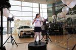 Презентация новой Toyota Corolla 2019 в Волгограде 28