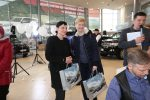 Презентация новой Toyota Corolla 2019 в Волгограде 36