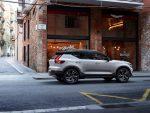 Электрический Volvo XC40 2019 02