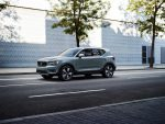 Электрический Volvo XC40 2019 04