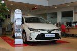 Тест-драйв Toyota Corolla 2019 01