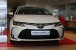 Тест-драйв Toyota Corolla 2019 02