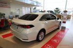 Тест-драйв Toyota Corolla 2019 11