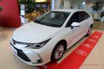 Тест-драйв Toyota Corolla 2019 16