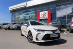 Тест-драйв Toyota Corolla 2019 17