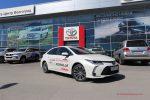 Тест-драйв Toyota Corolla 2019 18