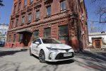 Тест-драйв Toyota Corolla 2019 38