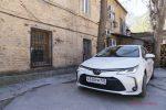Тест-драйв Toyota Corolla 2019 43