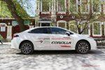Тест-драйв Toyota Corolla 2019 45