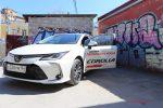 Тест-драйв Toyota Corolla 2019 57