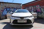 Тест-драйв Toyota Corolla 2019 58