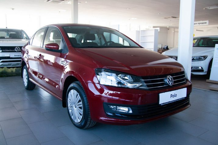 Volkswagen Polo – одна из самых популярных моделей немецкого автопроизводителя