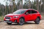 В России появился новый Subaru XV Tokyo